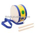 Handzeichnung miniatur Snare-Drum mit wrap