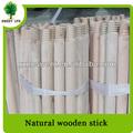madera de palo de escoba de mango