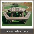 Crianças ao ar livre de madeira mesa e cadeiras( tb- n23)