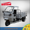 Rear dual wheels rural solar tricycle