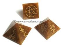 Arch Angel Pyramids:manufacturer of Reiki Set