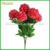 Home decoration export flower artificial hydrangea bouquet