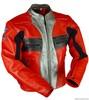 2014 Customized Leather Motorcycle jacket