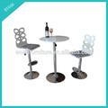 alta mesa de bar