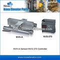 NVS-370 Limitador de carga de peso en elevación de ascensor, accesorios de ascensor