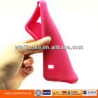 Soft silicone phone case well protect the mobile back skin for Samsung S5