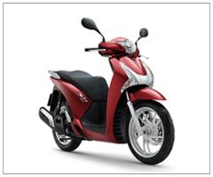 Motorcycle (Hon-da SH 125/150cc)