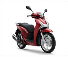 รถจักรยานยนต์( s- h125/150cc)