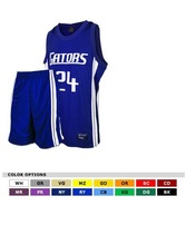 American Style / Customized Basketball uniforms