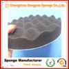 car polishers sponge pads/ best automotive buffing pad kit