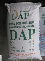 Diammonium phosphate compound fertilizer (DAP)