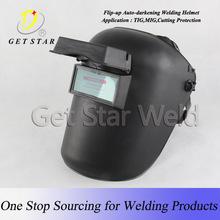 Flip up Auto darkening welding mask(WH-F02)