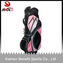 High quality custom handmade pink golf bag
