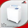 XPB100-2008SV semi automatic double tub washing machine in 10.0kg