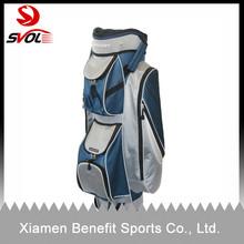 High quality custom handmade waterproof cover golf bag