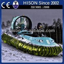 Hison fábrica de la venta directa del lago de rescate aerodeslizador