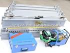 Conveyor belt vulcanizing equipment