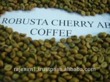 verde caffè robusta esportatori fagioli