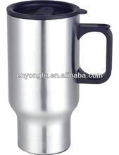 stainless steel soup mug