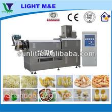 Extruded Fried Wheat Potato Cassava Tapioca Pellet Food Machine