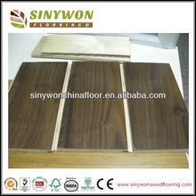 3mm Top Veneer American Walnut Parquet Flooring