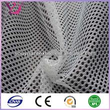 100% polyester sportswear lining polo shirt t shirt absorbent mesh fabric