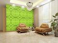 coréia 3d papel de parede para decoração de paredes interiores e tectos falsos