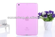 Hot Selling Ultra thin Transparent TPU Case for iPad Air