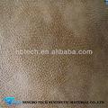 2014 nova sofá design tecido, suede tela bronze para estofados