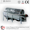 Excellent performance dry magnetic round drum separator
