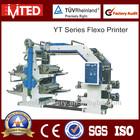 4 Colour Flexo Printer,Flexo Printing Machine,Automatic Paper Cutting Machine Price