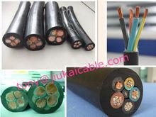 EPR insulated CPE Cable H07RN-F H05RN-F H05RR-F Rubber Kabel