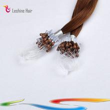 Wholesale Remy Brazilian human micro loop hair extension uk