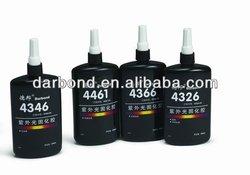 UV Cure Acrylic Adhesive(Thixotropic high viscosity)/Glue for Metal/ABS/PVC Bonding
