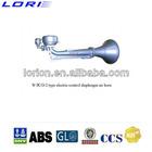 Diaphragm Air Whistle/electric marine horns/horn marine