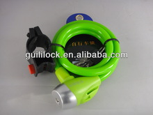 HC82217 locker cylinder lock with many colors