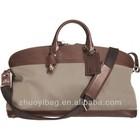 2014 travel gymnastics sport vintage leather Cute duffel bag