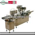 automático de la máquina de llenado de aceite de ricino de llenado y tapado de la máquina hecha en china