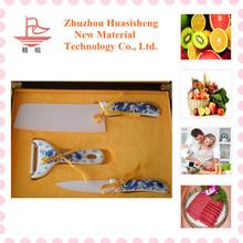 Practical ceramic knife set/chef knife /global knife set