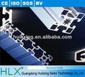 Quadrados de liga de alumínio alcan fornecedor, venda direta de alumínio alcan para transporte, buliding, transportador de rolos