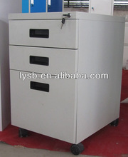 Knock Down Metal Mobile Steel Cabinet/Pedestal/Office Storage System