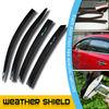 car window visor /sun visor/rain shield for Chevrolet Captiva 10+