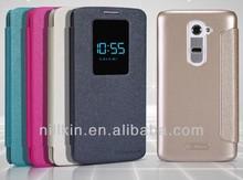 NILLKIN Sparkle Series Flip Case For LG G2
