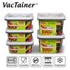 1.1 QTx3 & 2.0QTx2 Modular VacTainer Vacuum Box Fresh Box Food Container Storage Box