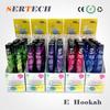 2015 disposable e shisha 500puffs, electronic eshisha pen,rechargeable e hookah