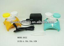 hot selling korea contact lens case, korea contact lens case,zipper style carrying case