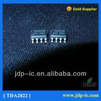 DUAL LOW-VOLTAGE POWER AMPLIFIER TDA2822