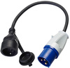 SY new design waterproof extension cord