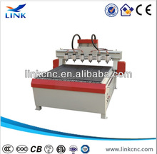 Low cost & hot sale!!! China professional and high precision multi spindle wood cnc router