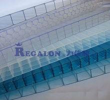 UV Coated 100% Raw Lexan Transparent Plastic Sheet